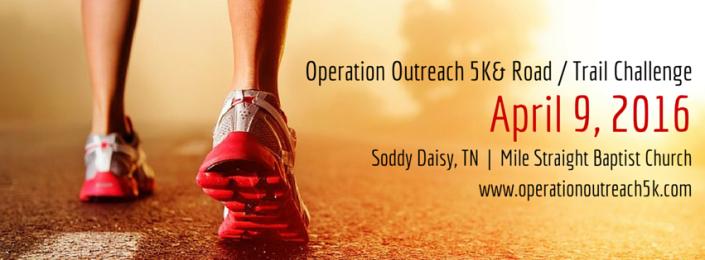 Operation Outreach 5K Facebook Banner